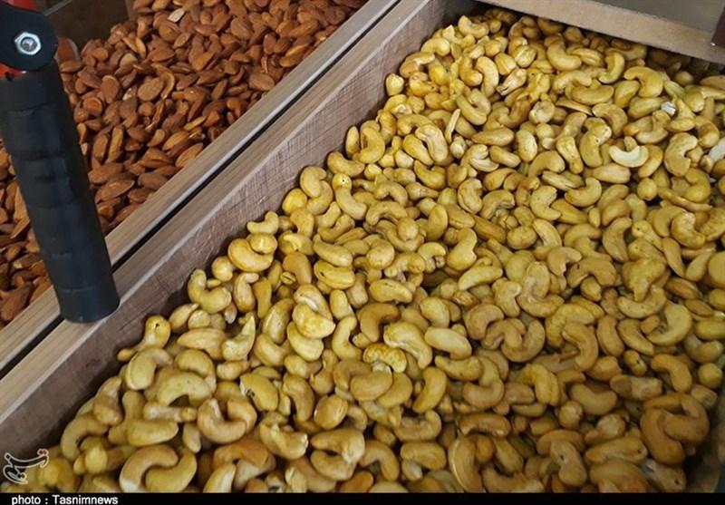 اصفهان| افزایش قیمت آجیل ریشه در سیاستهای غلط گذشته دارد
