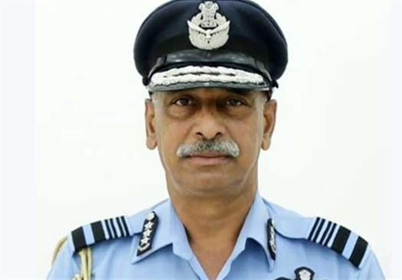 تغییر فرمانده نیروی هوایی غرب هند و اظهارات ضد و نقیض در مورد وی