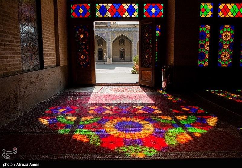 """دار """"الطباطبائی"""" التاریخی فی کاشان..فن العمارة التراثیة القدیمة+فیدیو وصور"""