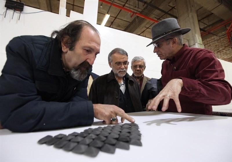 بازدید معاون سیما از مراحل پیشتولید سریال «سلمان»/ مصاحبه با 15 هزار نفر برای انتخاب بازیگران این سریال + عکس
