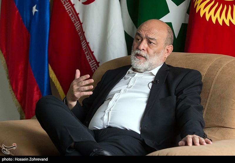 """نائب وزیر الخارجیة الفنزویلی لـ""""تسنیم"""": مستعدون لمواجهة أی اعتداء"""