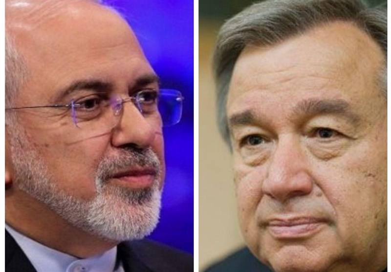 UN Chief Guterres Calls for End to US Sanctions on Iran