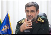 توضیحات سردار تنگسیری درباره کمک حشدالشعبی به سیلزدگان
