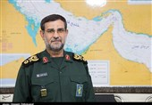Bitter Fate Awaiting Anyone Violating Iran's Borders: IRGC Navy Chief