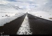 جادههای 15 استان برفی و لغزنده میشود