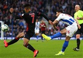 فوتبال جهان| برد خفیف منسیتی و پیروزی شیاطین سرخ با درخشش لوکاکو/ برایتون با جهانبخش 3 امتیاز گرفت