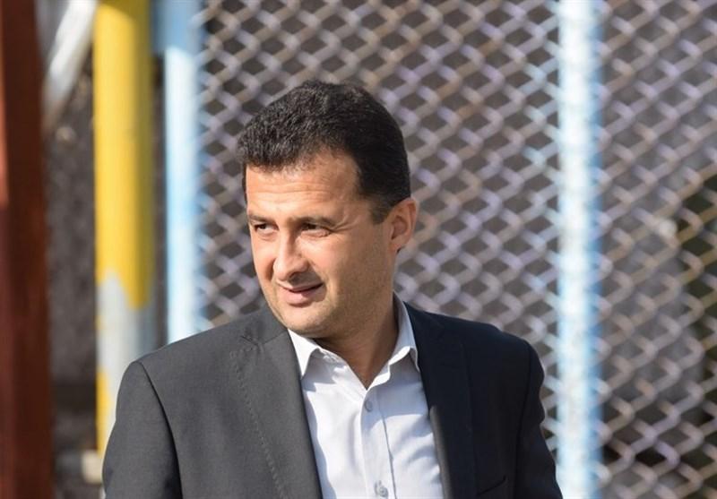 محمودزاده: مدیران باشگاه داماش حرفی از کنارهگیری از لیگ دسته اول نزدند