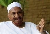 میهمانان جنجالی ضیافت صادق المهدی؛ افزایش نگرانی از دخالتهای خارجی در سودان+ عکس