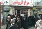 روزانه 220 تن مرغ گرم تنظیم بازاری در مازندران توزیع میشود