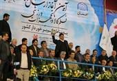 تجهیز 2500 روستای محروم به تجهیزات ورزشی توسط ستاد اجرایی فرمان حضرت امام(ره)