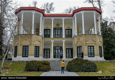 Ahmad Shahi Pavilion: A Unique Mansion in the Capital of Iran - Tourism news