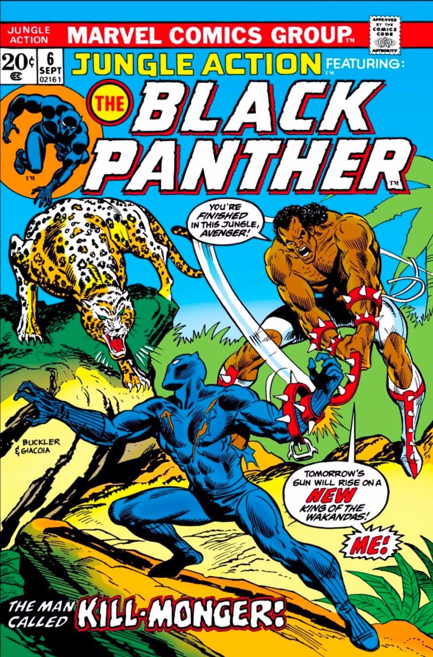 نقد و رمزگشایی فیلم Black Panther 2018 (پلنگ سیاه)