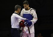 Sajjad Mardani Wins Silver at World Taekwondo Grand Prix