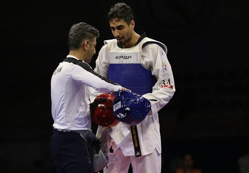 Sajjad Mardani Wins Silver at World Taekwondo Grand Prix