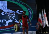 Kianoush Rostami Snatches Gold at Asian Weightlifting C'ships