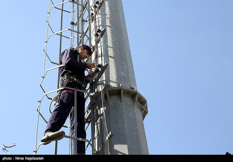 پوشش تلفن همراه در مناطق عشایرنشین مازندران افزایش یافت