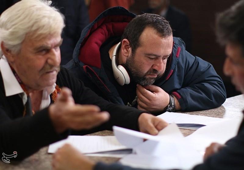 """عنایتبخشی: کمکار شدم تا بازیگر کار ماندگار باشم/ جلال در """"بر سر دو راهی"""" مخاطب را غافلگیر می کند+ فیلم"""