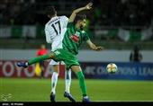 لیگ قهرمانان آسیا  تساوی ذوبآهن و الزورا در نیمه اول