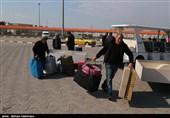 تردد مسافری در گمرک بازرگان ماکو مسدود است