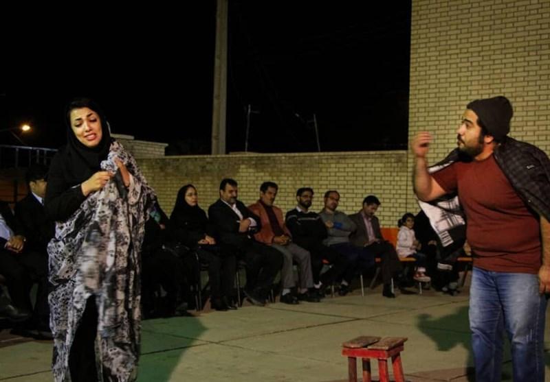 نمایشهای جشنواره تئاتر خیابانی در محلات استان بوشهر اجرا میشود