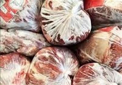 تهران| 65 تن گوشت منجمد تاریخ گذشته در کهریزک کشف و ضبط شد + فیلم