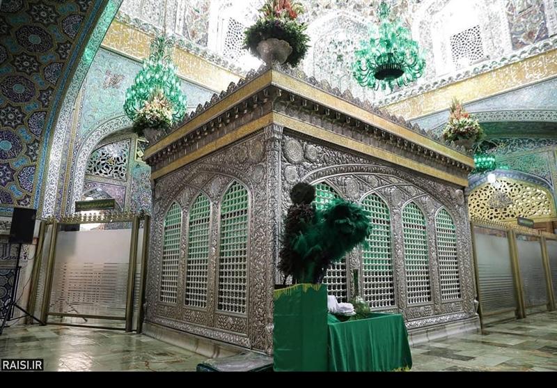 گزارش| راز صندوق روی قبر مطهر امام رضا (ع) / ماجرای صندوقپوشی که مفتخر به پوشش مضجع شریف امام رضا(ع) شد