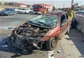 ثبت 327 حادثه در هفته گذشته با 1072 مصدوم و 101 کشته