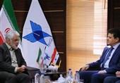 سفیر سوریه در ایران با رئیس دانشگاه آزاد دیدار کرد