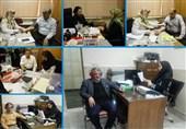 اعضای شورای شهر تهران چکاپ سلامت شدند+ عکس