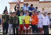 اختتامیه تور بینالمللی دوچرخه سواری «ولایت» در کرمان به روایت تصویر