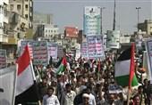 Yemen'de ABD-Suud Protestosu