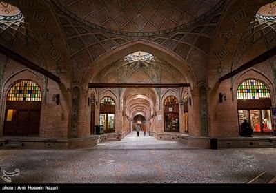کاروانسرای سعدالسلطنه / بزرگترین کاروانسرای سرپوشیده در ایران