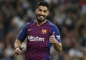 سوارس: بارسلونا برای من رقیب بیاورد خوشحال میشوم
