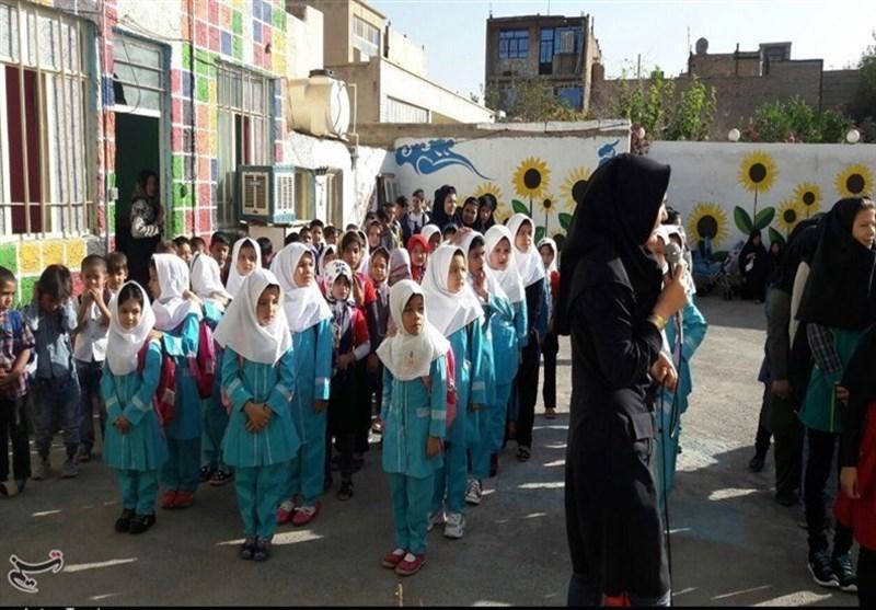 """سومین """"مدرسه سبز"""" کشور در قزوین احداث میشود"""