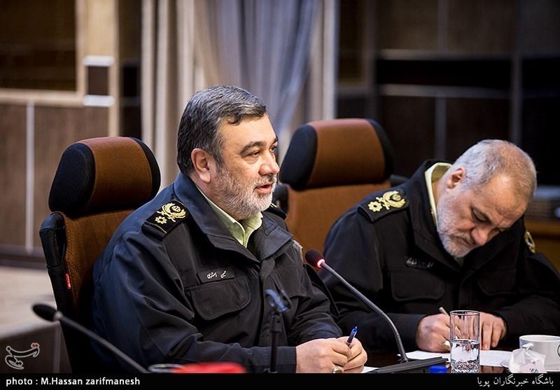 قم| تربیت پلیس در تراز انقلاب اسلامی هدف مهم ناجا است