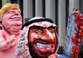 German Carnival Mocks Trump, Bin Salman as Murderers in Parades (+Video)
