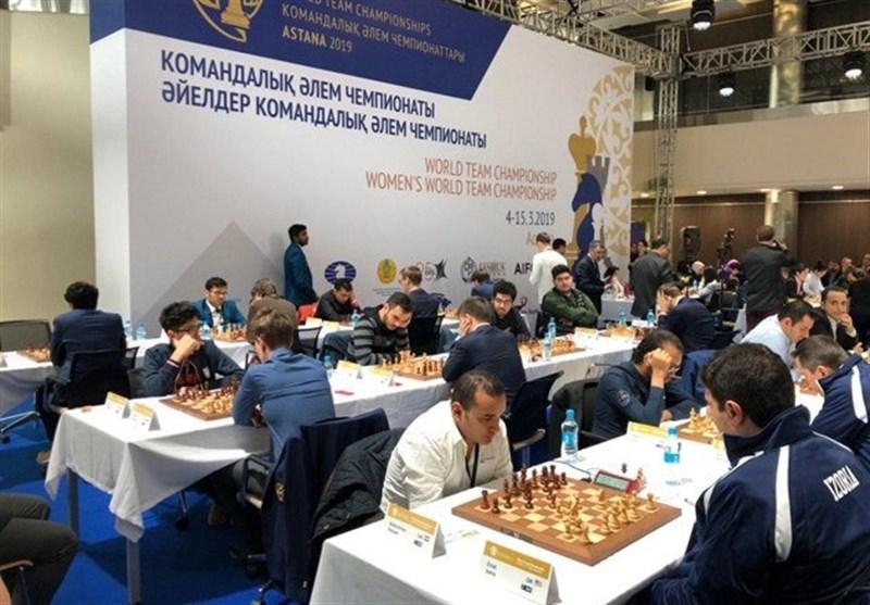 شطرنج قهرمانی جهان| تساوی ارزشمند ایران مقابل هند