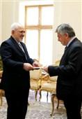 سفیر جدید عراق به دیدار ظریف رفت