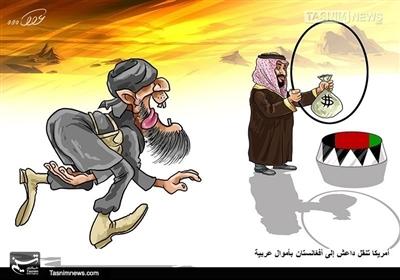 امریکا تنقل داعش الى أفغانستان بأموال عربیة