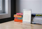 با موبایلتان کتابها را ورق بزنید