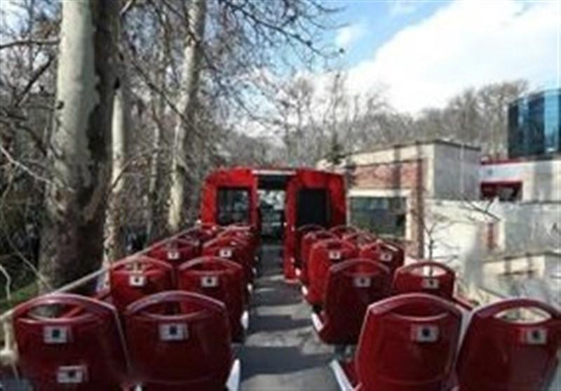 اتوبوس 2 طبقه روباز گردشگری در کرمان راهاندازی میشود