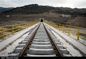 Iranian President to Inaugurate New Railroad Project Monday