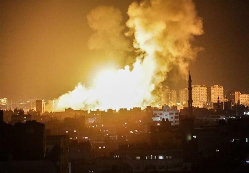 رژیم اشغالگر یک مسجد غزه را با خاک یکسان کرد/ 4 فلسطینی دیگر به شهادت رسیدند