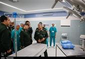 بیمارستان 1000 تختخوابی با همکاری قرارگاه خاتم الانبیاء در اردبیل احداث میشود