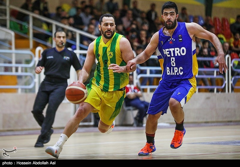 Palayesh Naft Knows Rivals at FIBA Asia Champions Cup