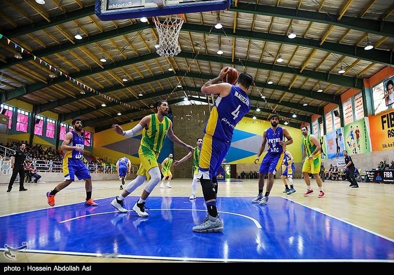 پلیآف لیگ برتر بسکتبال| پالایش نفت آبادان و شهرداری گرگان فینالیست شد