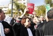 تظاهرات وکلای الجزایری در اعتراض به نامزدی بوتفلیقه؛ درخواست برای تعویق انتخابات