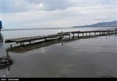 آب دریاچه ارومیه 31 سانتی متر بالا آمد
