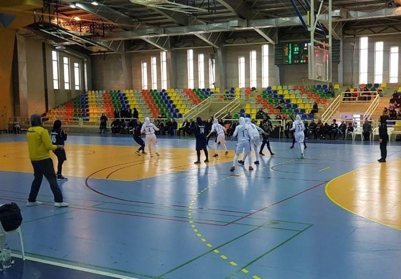 تیم بندرعباس همچنان امیدوار به رقابت در لیگ برتر بسکتبال بانوان