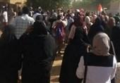 تظاهرات سودانیها علیه حالت فوق العاده
